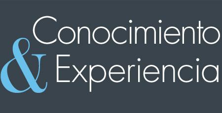 Conocimiento y Experiencia